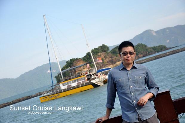 Sunset Cruise Langkawi 1
