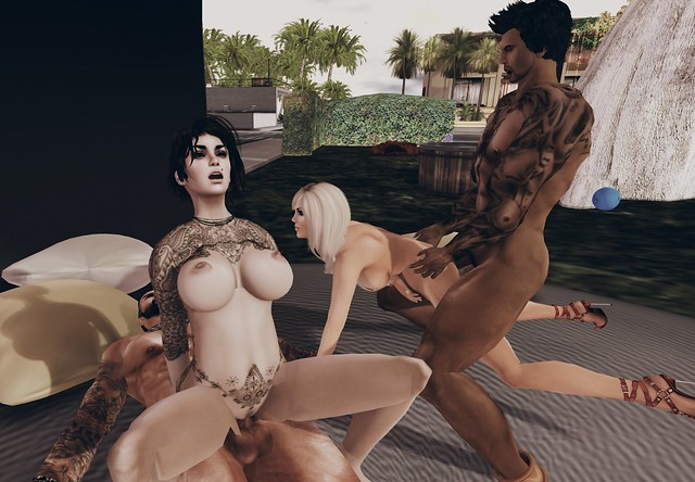 Foursome Fun #1