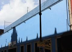 Sombras en Azul