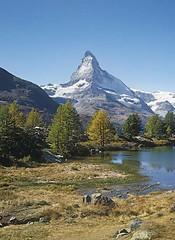 Jedno ztop středisek Švýcarska– Zermatt