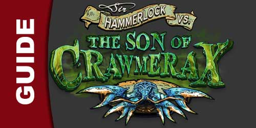 Sir Hammerlock vs. the Son of Crawmerax : Characters