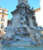 Fontana del Pantheon by pjpink