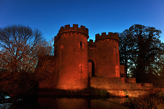 Whittington Castle Gatehouse
