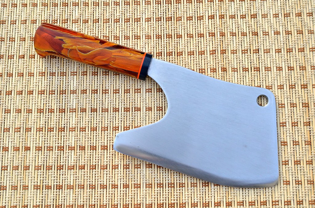 Нож руками для кухни своими