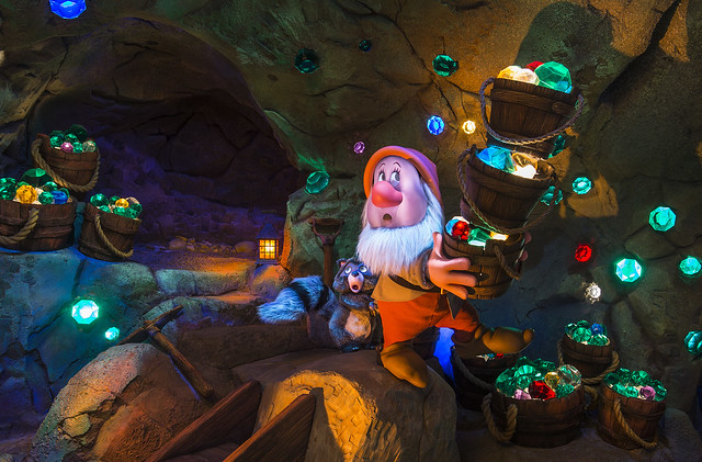 disneyinstitute-Finding Inspiration for Innovation in the New Seven Dwarfs Mine Train