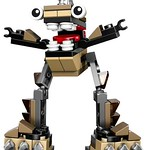 LEGO Mixel Series 3 Footi 41521