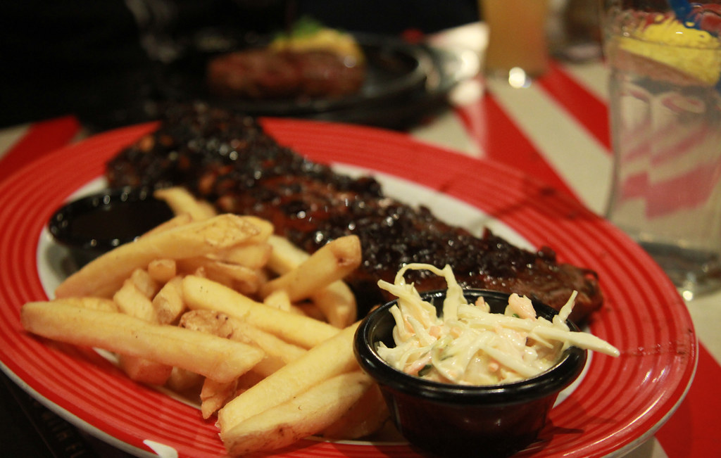 spareribs, Thank God it's Friday