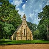 Chapel of the Cross, up hwy 463 in Madison Co, MS. Circa 1852.