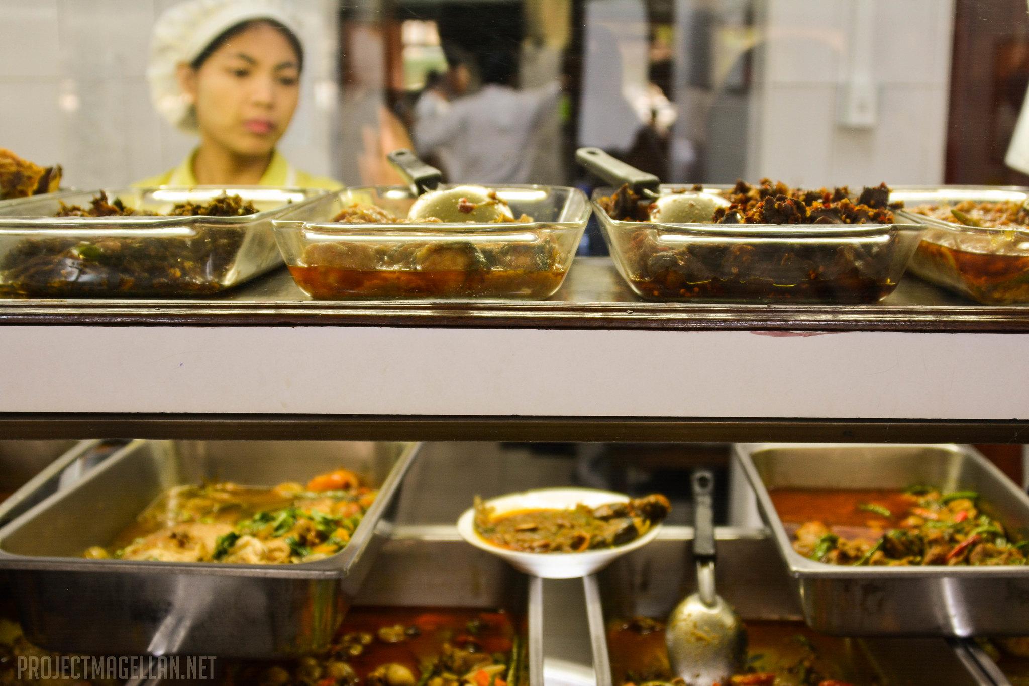Burmese Cuisine, Yangon, Myanmar, Burma, Rangoon