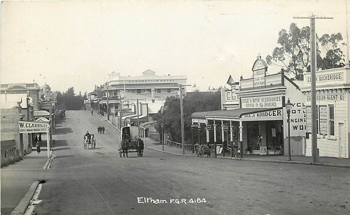 Eltham, New Zealand - circa 1915