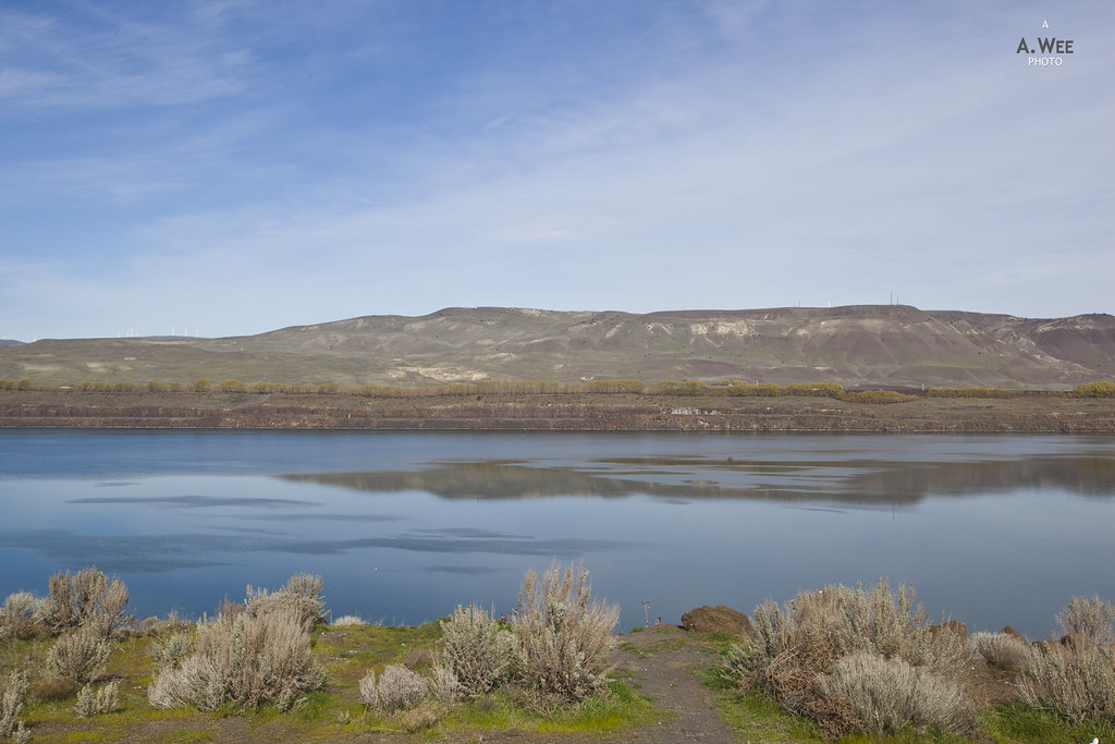 Columbia River Scenery