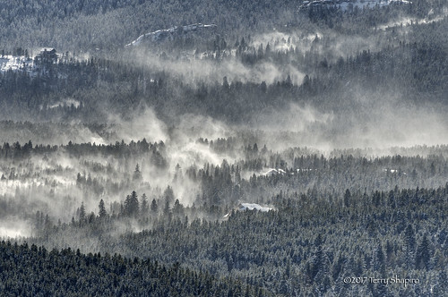 snow colorado wind landscapes mountains trees nikon weather clouds forest