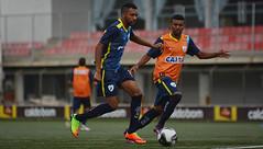 11-03-2017: Treino no Trieste Stadium, em Curitiba