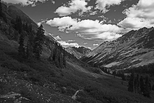 montana colorado aspen hiking geology geographic formation