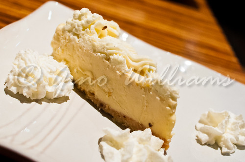 Baileys Irish Creme Cheesecake