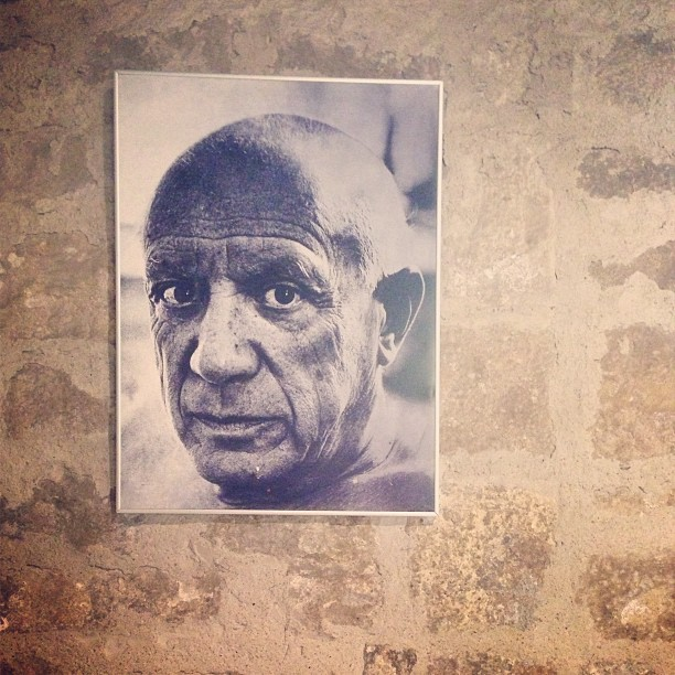 Picasso: this man will NOT help writers get inspired