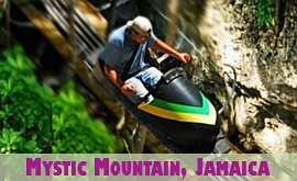 Mystic Mountain Ocho Rios Jamaica Excursions