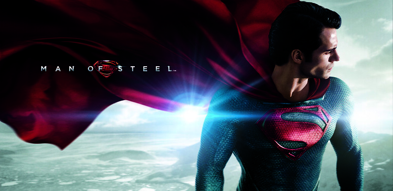 Man of Steel for Fathers Day