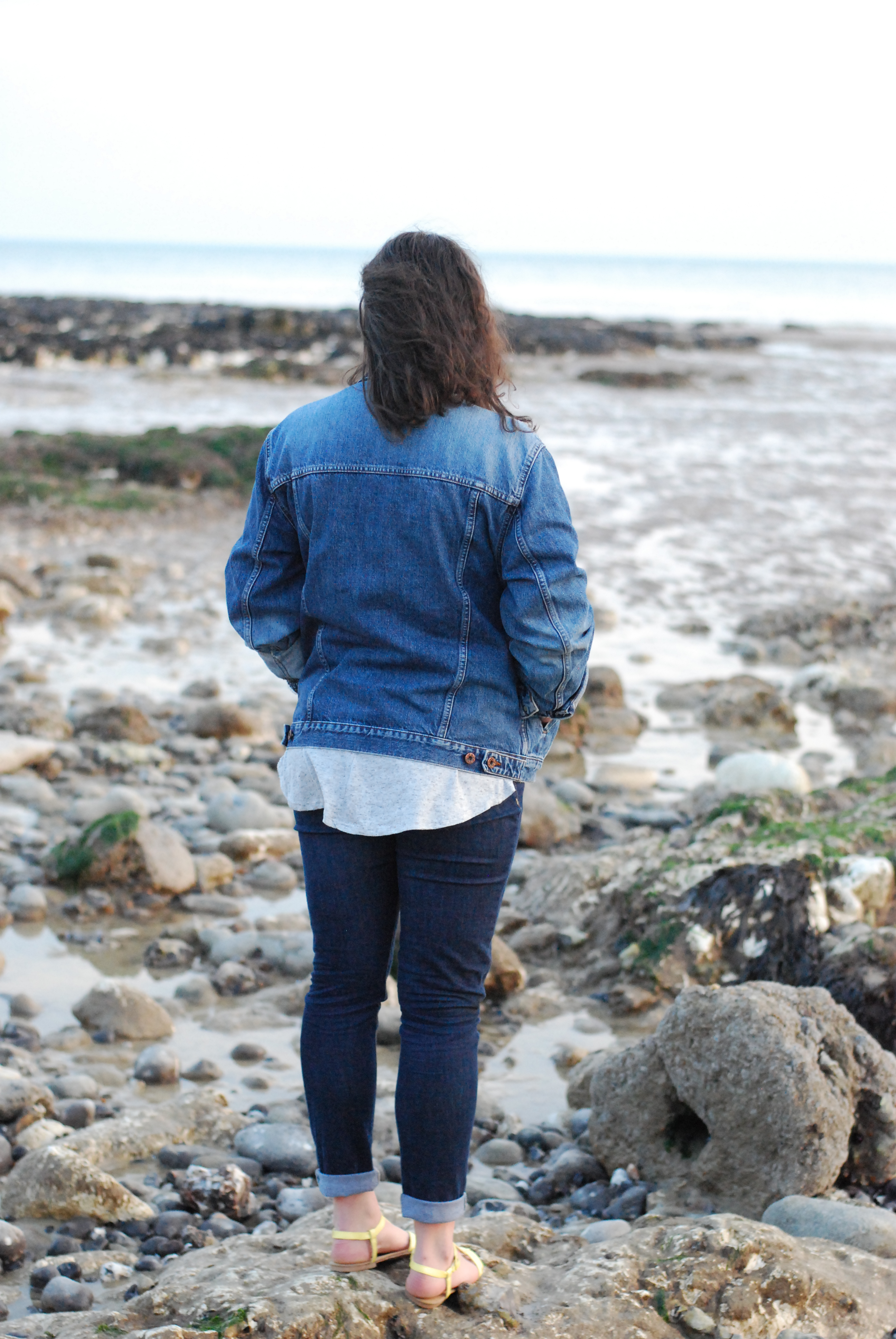 chambray and curls birling gap