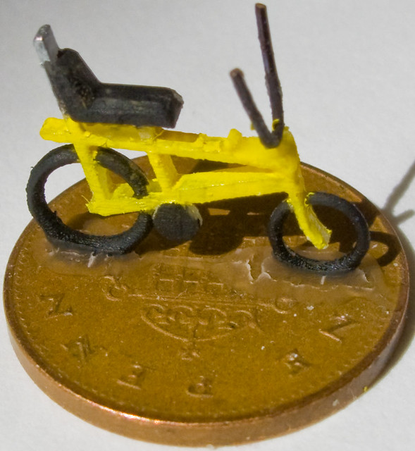 Look at my tiny Chopper