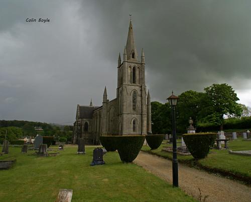 Shillelagh Parish Church, Shillelagh, County Wicklow (1834)