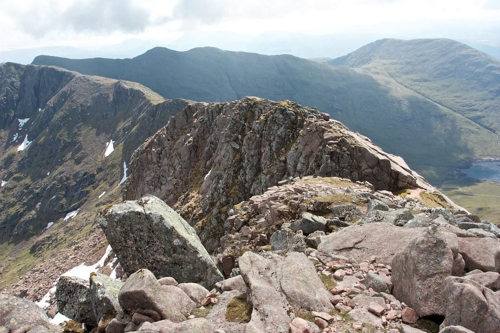 The Cruachan Ridge