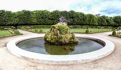 Jardin du palais épiscopal de Meaux