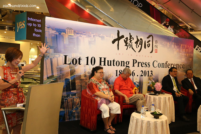 lot 10 hutong press launch