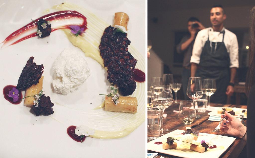 dessert + chef
