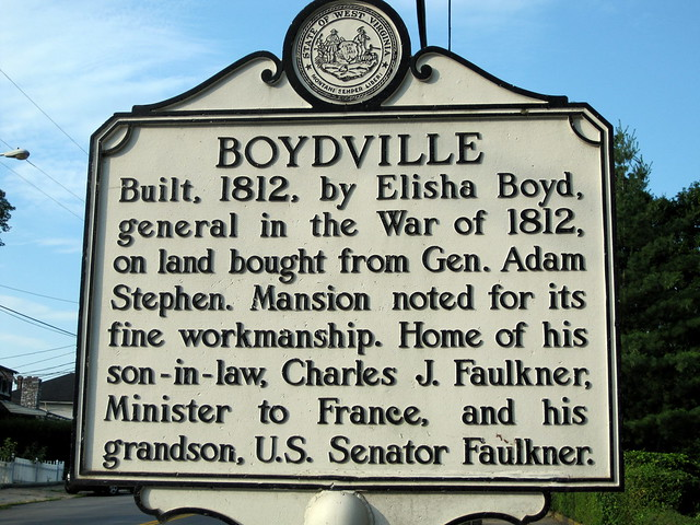 Header of boydville