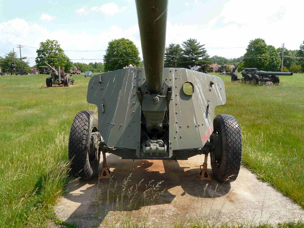 German 50 Mm Anti Tank Gun: T25 90mm Anti-Tank Gun