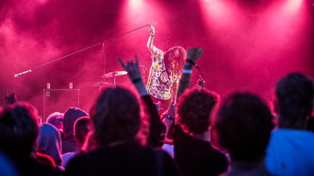 Trash Talk, Hovefestivalen 2013