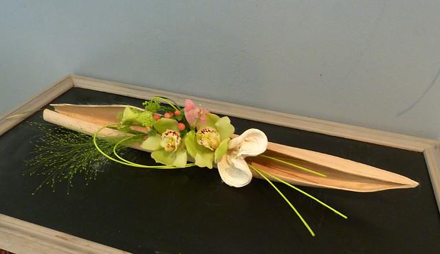 Composition florale moderne pour le Eleonora  Flickr