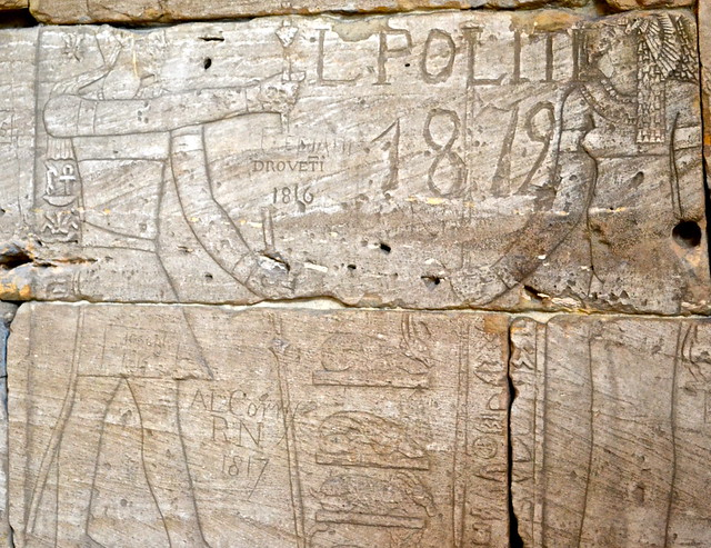 egyptian hieroglyphics - the met egyptian exhibit