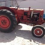 Tractor clásico