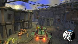 The Jak & Daxter Trilogy (PS Vita) - Screenshot 4
