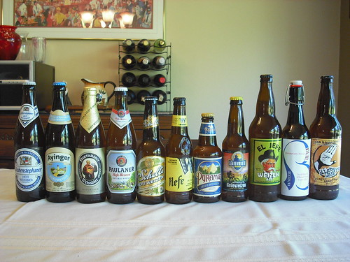Hefeweizen Beer Club