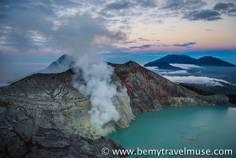 kawah ijen without a tour