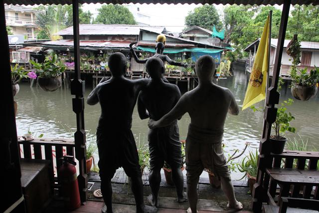Baan Silapin (Bangkok Artist's House บ้านศิลปิน)