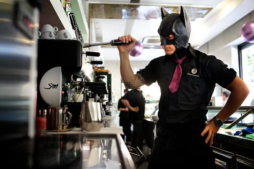"164/365 - ""I'm Batman"" nr.14 by Luca Rossini"