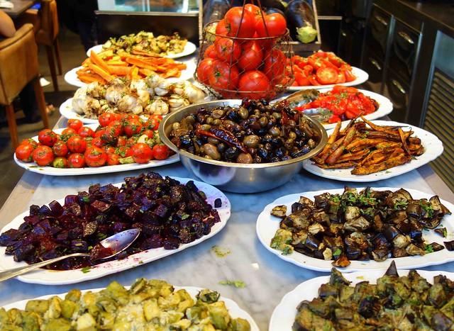 Wonderful food in Jerusalem