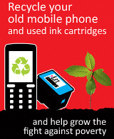 Recycle for Christian Aid