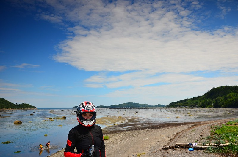 Toronto to newfoundland the long way east adventure rider for Hotel parc du bic