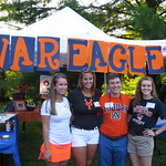 St Louis Auburn Club Freshmen Send Off