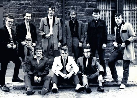 teddy boys