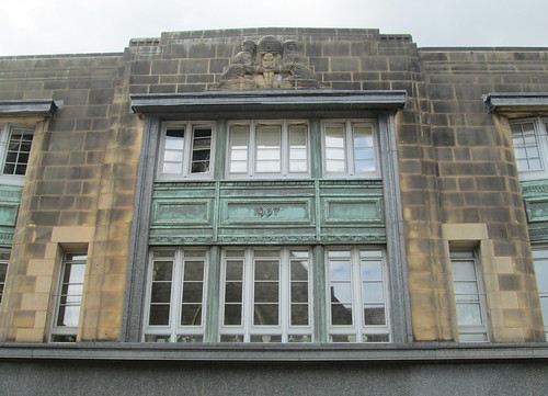 Former Co-operative Building, Leven, Fife