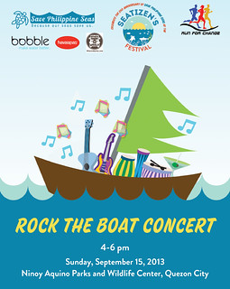 Rock the boat Seatizens Festival