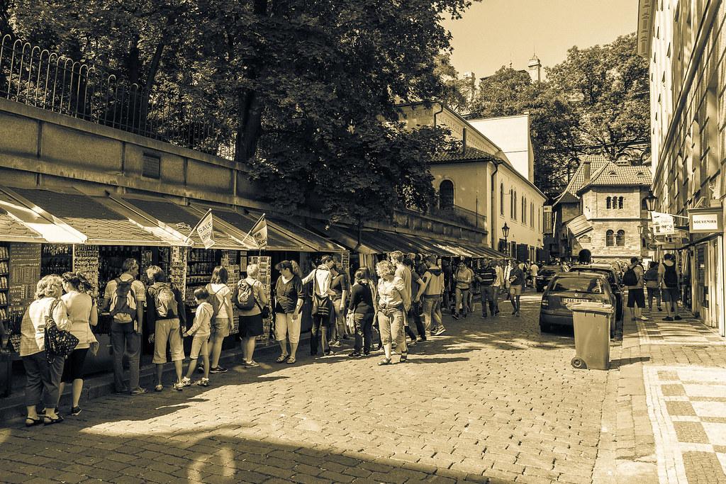 הרובע היהודי בפראג