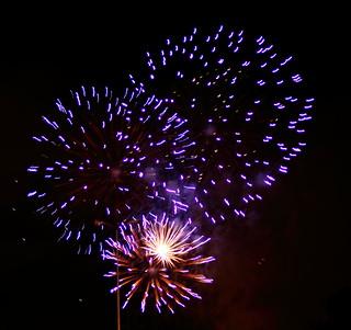 Schueberfouer Closing Fireworks