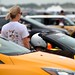 Solo Nationals-Corvettes on the West course 9-4-13